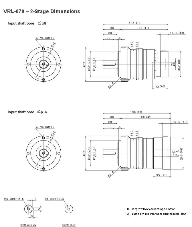 VRL070_S1_SPECS