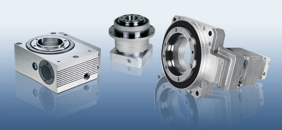 A variety of gearing solutions for<br/>indexing applications