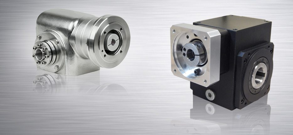EJ Series Servo Worm Gearboxes