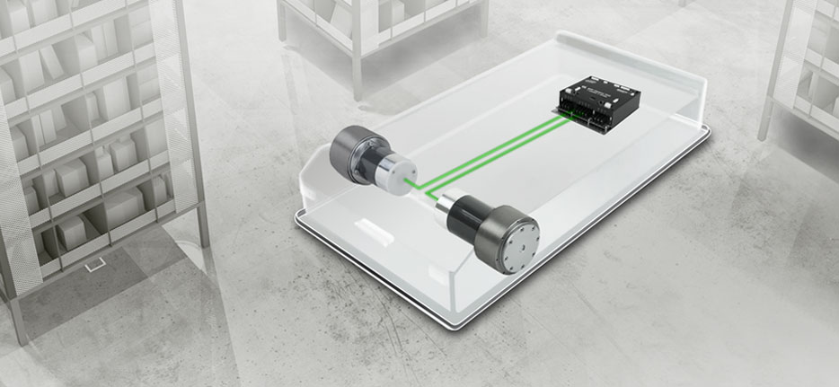Wheel Drive Solutions for Automated Guided Vehicles